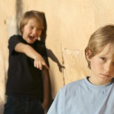 Bullying in children with poor dental position.